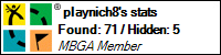 Profile for playnich8