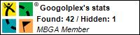 Profile for Googolplex
