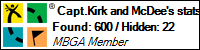Profile for Capt.Kirk and McDee