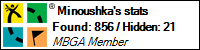 Profile for Minoushka
