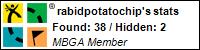 Profile for Rabidpotatochip