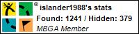 Profile for Islander1988