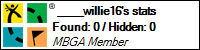 Profile for willie16