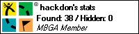 Profile for hackdon