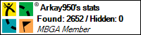 Profile for Arkay950