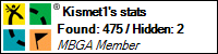 Profile for Kismet1