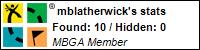 Profile for mblatherwick
