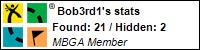 Profile for Bob3rd1