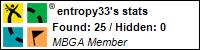 Profile for entropy33