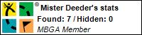 Profile for MisterDeeder