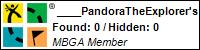 Profile for PandoraTheExplorer