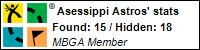 Profile for Asessippi Astros
