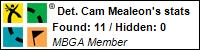 Profile for Cam Mealeon