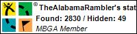 Profile for TheAlabamaRambler
