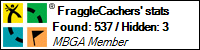 Profile for FraggleCachers