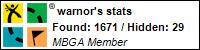 Profile for warnor