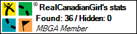 Profile for RealCanadianGirl