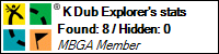 Profile for K Dub Explorer