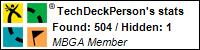 Profile for TechDeckPerson