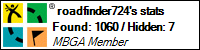Profile for roadfinder724