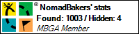 Profile for NomadBakers