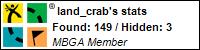 Profile for LandCrab