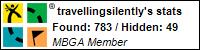 Profile for travellingsilently