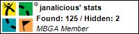 Profile for janalicious