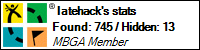 Profile for latehack