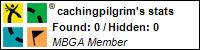 Profile for cachingpilgrim