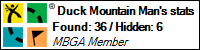 Profile for Duck Mountain Man