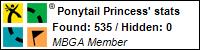 Profile for Ponytail Princess