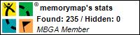 Profile for memorymap