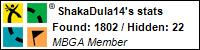 Profile for ShakaDula14