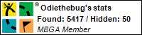 Profile for Odiethebug