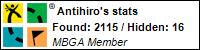 Profile for antihiro