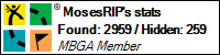 Profile for mosesrip