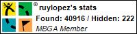 Profile for ruylopez