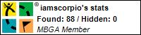 Profile for iamscorpio