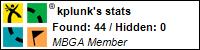 Profile for kplunk