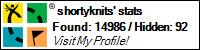Profile for shortyknits