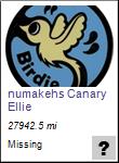 numakehs Canary Ellie